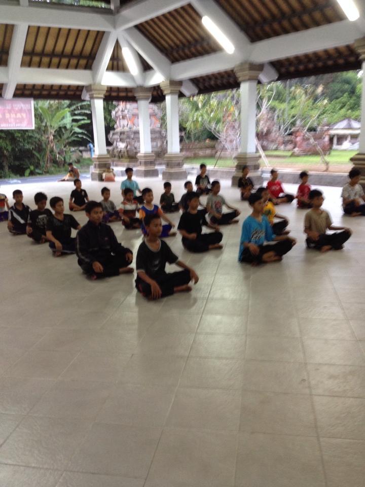 Training Bali 2014